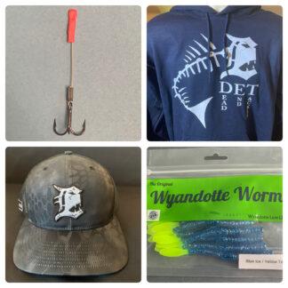 Accessories, Merchandise, & Apparel